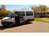 IVECO DAILY 40C 12 seater MINI BUS