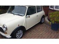 Classic mini for sale £2600