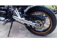 125cc road leagle