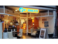 Business for sale (grocery shop and cafe with full equipment) for £40k ono