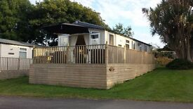 CORNISH HOLIDAY HOME 6 BERTH NEWQUAY CORNWALL TO RENT 2017 from £295 on TRVELLA PARK