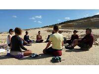 Mindfulness and Pilates Retreat on the island of Gozo, Malta, 25-30/10/2016