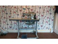 Selling Brother industrial sewing machine £300
