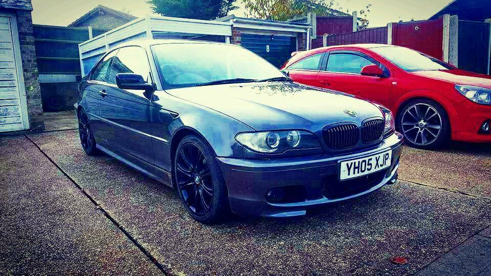 Bmw 320 Coupe M Sport In Great Yarmouth Norfolk Gumtree