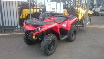 cheapest brand new canam 500 outlander atv quad cheap Taminda Tamworth City Preview