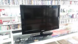 Samsung 32 inch HD TV with Freeview