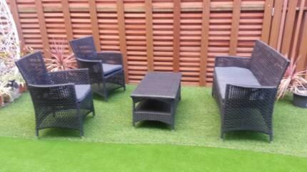 wicker furniture in adelaide region sa garden gumtree australia