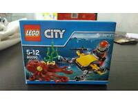 Lego City Diver Set (60090)