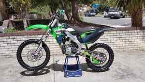 2015 Kawasaki  KX250F Hobart CBD Hobart City Preview