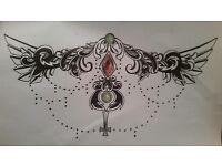 Tattoo artist!