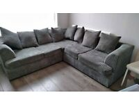 SUMMER SALE OFFER BRAND NEW LIVERPOOL JUMBO CORD 3+2 SEATER SOFA AVAILABLE IN DIFFERENT COLORS