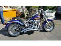 Harley Davidson Fatboy 2012