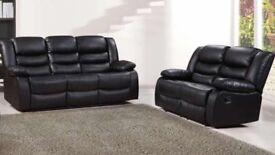 Roma 3+2 Or Corner Sofas (Brand New)