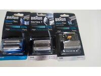 Braun Series 7 Pulsonic Replacement Combi 70S Cassette