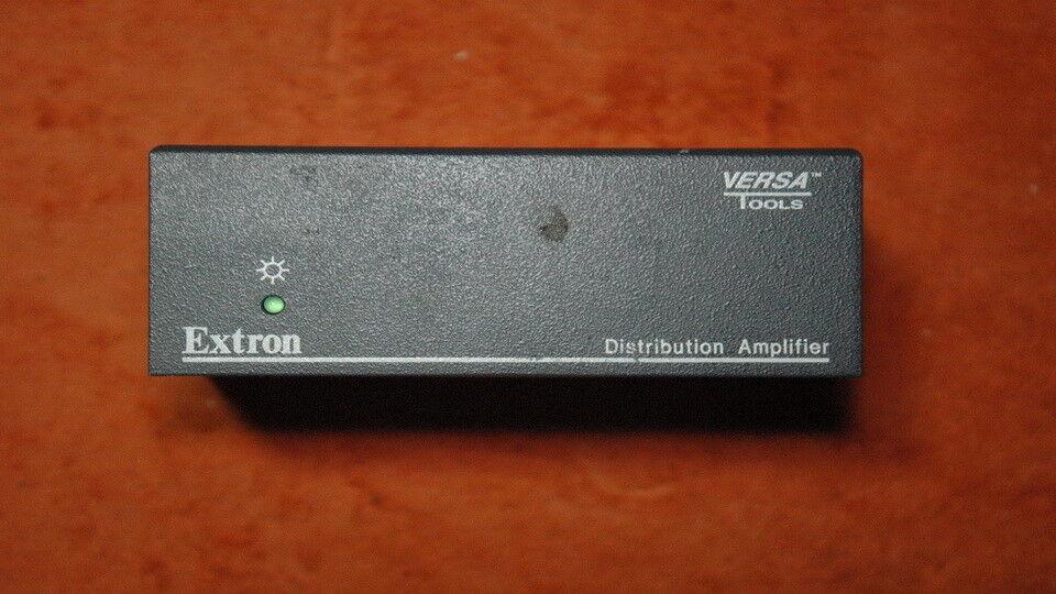 Extron MDA S3SV-VHS/S-Video distribution amplifier (#4)