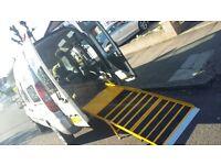 Fiat DOBLO Wheelchair access MPV 2007