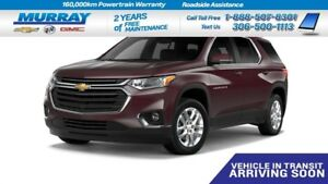 2019 Chevrolet Traverse LT True North AWD