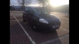 2009 Fiat Grande Punto 1.4