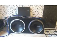 vibe subwoofers 10 inch