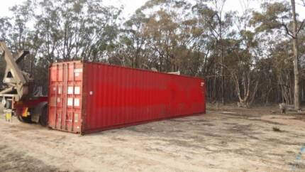 Shipping Containers Including Delivery - Wodonga Area Wodonga Wodonga Area Preview