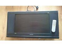 Matsui 26 in Wall mounted flatscreen TV