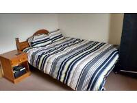 **King size bed Room available** 125pw (Ctax and Internet included)