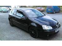 2005 VW GOLF GTTDI