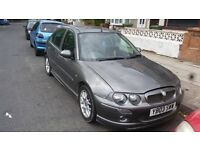 mg zr for sale 500 on0 7 months mot full logbook
