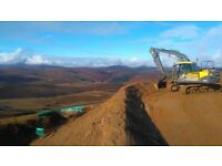 Groundworks and Civil Contractor, Digger hire, Driveways, Foundation ,Site clearance, Drainage,Dykes