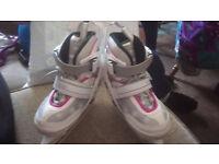 Roces Kids Adjustable Ice Skate
