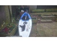 one man kayak for sale 180 ono