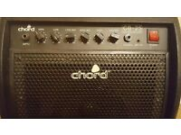 Chord cb-25 25w bass and edrum amp