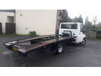 2002 Ford Transit Recovery Truck