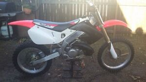 98cr 250 swap for v8 Woy Woy Gosford Area Preview