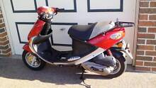 125cc PGO Moped/ Scooter/ Motorbike/ Thumpstar East Maitland Maitland Area Preview