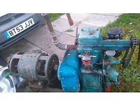 stationary engine generator 3.5 kva