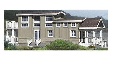 Modular Poorhouse, Park Model, Small House, Tiny House