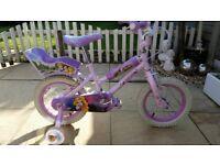 Disney Princess Girls Bicycle