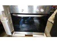 Integrated Flavel Electic Oven Cooker. 55 cm deep, 56 cm wide, 57 cm high