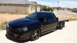 2003 Ford Falcon Ute Whyalla Whyalla Area Preview