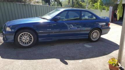 BMW e36 318is M-Sport Coupe