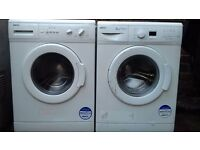 Two beko washing machines