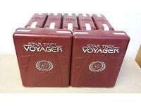 Star Trek Voyager DVD boxsets - Complete season 1 to 7
