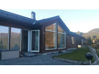 All season 3 bedroom house in Norway for sell