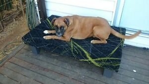 DOG BEDS MADE BY LOCAL BOY WITH CARPETS, CRATES & CREATIVITY!!!! Shailer Park Logan Area Preview
