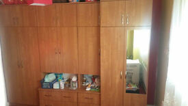 Wall unit, furniture, wardrobes