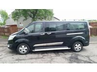 8 and 16 seaters with driver low rates, airport tranfers, day tours