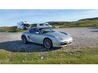 Porsche Cayman 3.4S 295 bhp