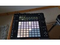 Ableton push 2 barely used