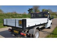 Tipper Chassis Cab (2000 - 2013) MK4 2.4 TDCi Duratorq 350 M Chassis Cab 2dr (DRW, MWB)